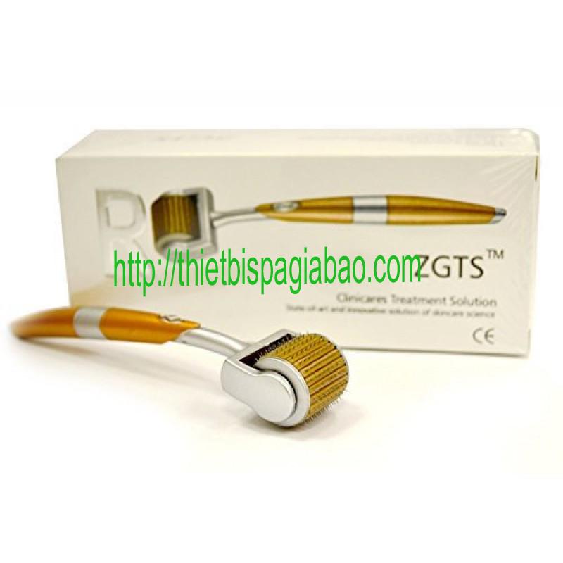 Cây Lăn Kim Tay zgts Vàng 192 Đầu Kim Chi