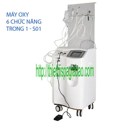 Máy Phun Oxygen Jet ( BD515)