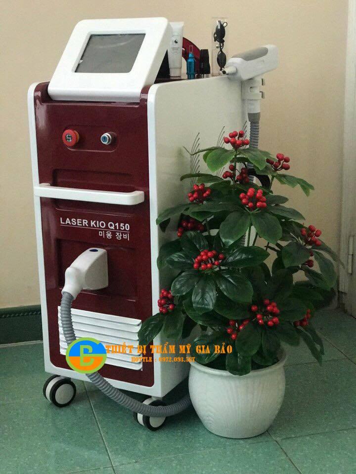 Máy Xóa Xăm Thẩm Mỹ Laser Korea X150