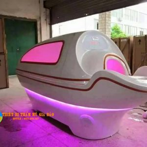 Phi Thuyền Tắm Trắng Giảm Béo Hồng Ngoại LK126
