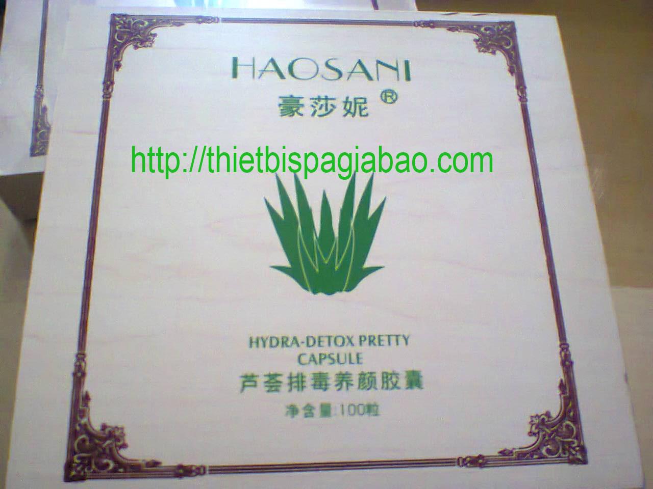 Viên Hút Chì Thải Độc Haosani ( Hsn-193)
