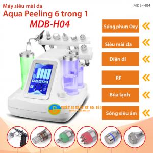 Máy Siêu Mài Da Aqua Peeling 6 Trong 1 MDB-H04