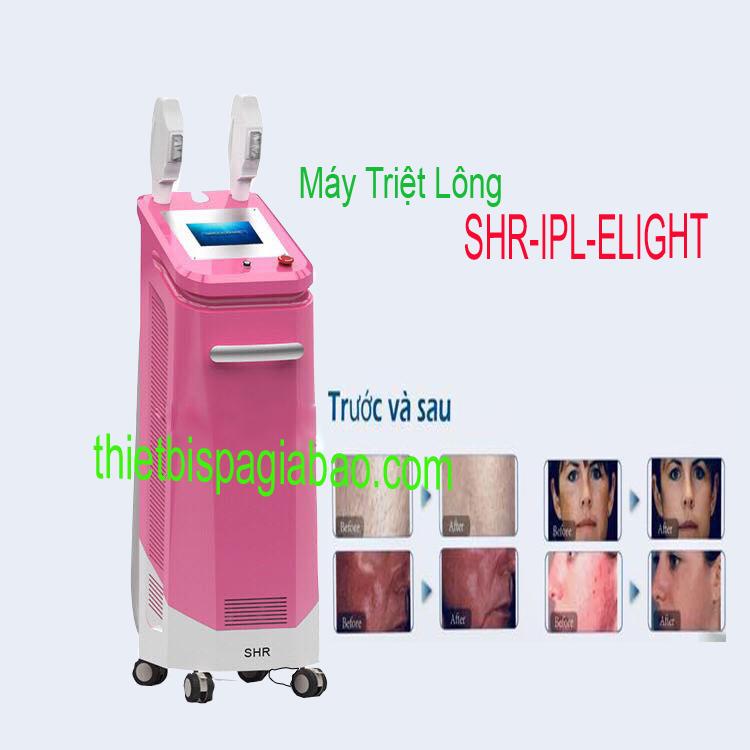 Máy Siêu Triệt Lông SHR IPL LIGHT