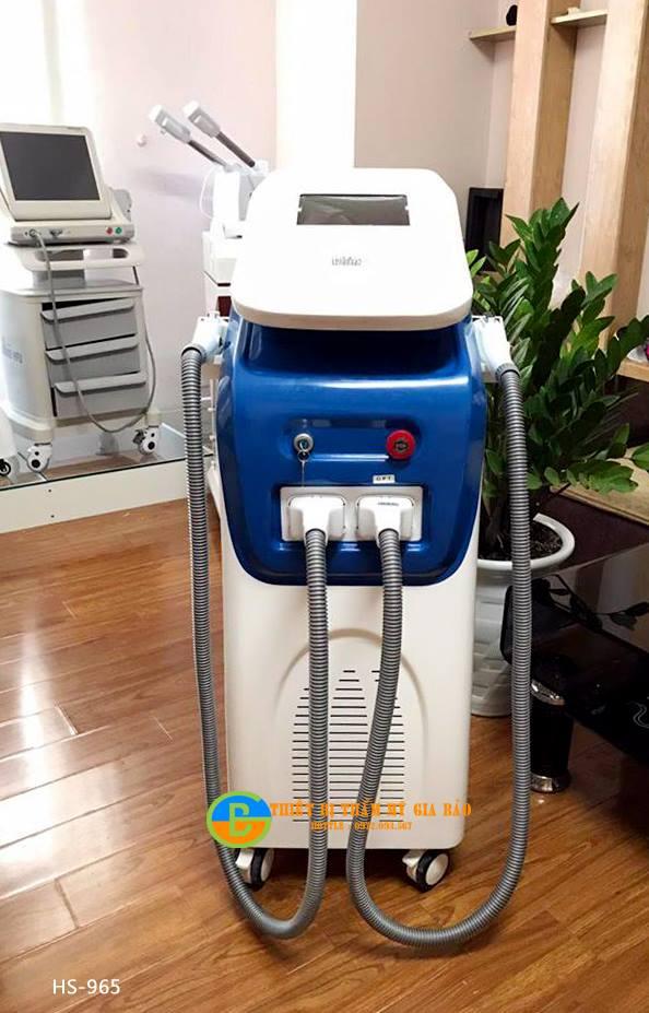 Máy Triệt Lông Diode Laser APOLO HS 965,