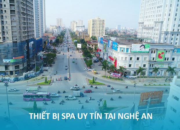 Bán thiết bị spa uy tín chính hãng tại Nghệ An