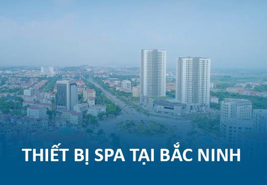 Cung cấp thiết bị spa tại Bắc Ninh