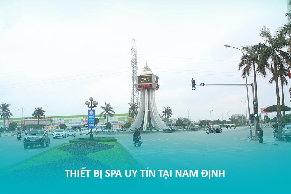 Bán thiết bị spa chính hãng tại Nam Định
