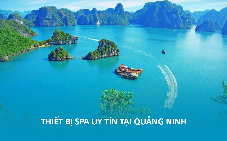 Bán thiết bị spa uy tín tại Quảng Ninh